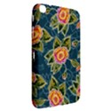 Floral Fantsy Pattern Samsung Galaxy Tab 3 (8 ) T3100 Hardshell Case  View2