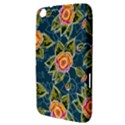 Floral Fantsy Pattern Samsung Galaxy Tab 3 (8 ) T3100 Hardshell Case  View3