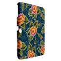 Floral Fantsy Pattern Samsung Galaxy Tab 3 (10.1 ) P5200 Hardshell Case  View2