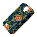 Floral Fantsy Pattern Samsung Galaxy S4 Classic Hardshell Case (PC+Silicone) View4