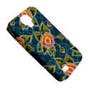 Floral Fantsy Pattern Samsung Galaxy S4 Classic Hardshell Case (PC+Silicone) View5