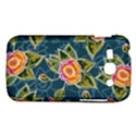 Floral Fantsy Pattern Samsung Galaxy Ace 3 S7272 Hardshell Case View1