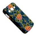 Floral Fantsy Pattern Samsung Galaxy Ace 3 S7272 Hardshell Case View5