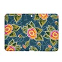 Floral Fantsy Pattern Samsung Galaxy Tab 2 (10.1 ) P5100 Hardshell Case  View1