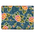 Floral Fantsy Pattern iPad Air Hardshell Cases View1