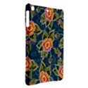 Floral Fantsy Pattern iPad Air Hardshell Cases View2