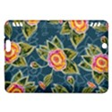 Floral Fantsy Pattern Kindle Fire HDX Hardshell Case View1