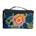 Floral Fantsy Pattern Cosmetic Storage Case View1