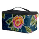 Floral Fantsy Pattern Cosmetic Storage Case View3