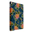 Floral Fantsy Pattern iPad Air 2 Hardshell Cases View2