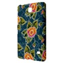 Floral Fantsy Pattern Samsung Galaxy Tab 4 (7 ) Hardshell Case  View2