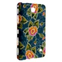 Floral Fantsy Pattern Samsung Galaxy Tab 4 (7 ) Hardshell Case  View3