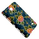Floral Fantsy Pattern Samsung Galaxy Tab 4 (7 ) Hardshell Case  View5