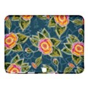 Floral Fantsy Pattern Samsung Galaxy Tab 4 (10.1 ) Hardshell Case  View1