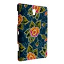 Floral Fantsy Pattern Samsung Galaxy Tab S (8.4 ) Hardshell Case  View3
