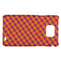 Vibrant Retro Diamond Pattern Samsung Galaxy S2 i9100 Hardshell Case  View1