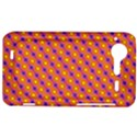 Vibrant Retro Diamond Pattern HTC Incredible S Hardshell Case  View1