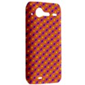 Vibrant Retro Diamond Pattern HTC Incredible S Hardshell Case  View2