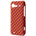 Vibrant Retro Diamond Pattern HTC Incredible S Hardshell Case  View3