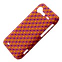 Vibrant Retro Diamond Pattern HTC Incredible S Hardshell Case  View4
