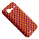 Vibrant Retro Diamond Pattern HTC Incredible S Hardshell Case  View5