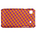 Vibrant Retro Diamond Pattern Samsung Galaxy S i9000 Hardshell Case  View1