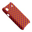 Vibrant Retro Diamond Pattern Samsung Galaxy S i9000 Hardshell Case  View5