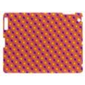 Vibrant Retro Diamond Pattern Apple iPad 3/4 Hardshell Case View1