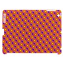 Vibrant Retro Diamond Pattern Apple iPad 3/4 Hardshell Case (Compatible with Smart Cover) View1