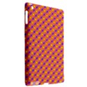 Vibrant Retro Diamond Pattern Apple iPad 3/4 Hardshell Case (Compatible with Smart Cover) View2