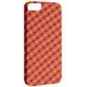 Vibrant Retro Diamond Pattern Apple iPhone 5 Classic Hardshell Case View2