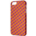 Vibrant Retro Diamond Pattern Apple iPhone 5 Classic Hardshell Case View3