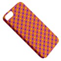 Vibrant Retro Diamond Pattern Apple iPhone 5 Classic Hardshell Case View5