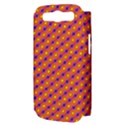Vibrant Retro Diamond Pattern Samsung Galaxy S III Hardshell Case (PC+Silicone) View3