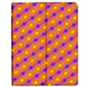 Vibrant Retro Diamond Pattern Apple iPad 2 Flip Case View1