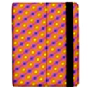 Vibrant Retro Diamond Pattern Apple iPad Mini Flip Case View2