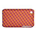 Vibrant Retro Diamond Pattern Apple iPhone 3G/3GS Hardshell Case (PC+Silicone) View1