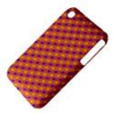 Vibrant Retro Diamond Pattern Apple iPhone 3G/3GS Hardshell Case (PC+Silicone) View4