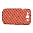 Vibrant Retro Diamond Pattern Samsung Galaxy S III Classic Hardshell Case (PC+Silicone) View1
