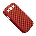 Vibrant Retro Diamond Pattern Samsung Galaxy S III Classic Hardshell Case (PC+Silicone) View5