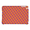 Vibrant Retro Diamond Pattern Apple iPad Mini Hardshell Case (Compatible with Smart Cover) View1