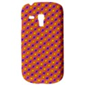 Vibrant Retro Diamond Pattern Samsung Galaxy S3 MINI I8190 Hardshell Case View3