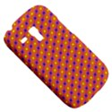 Vibrant Retro Diamond Pattern Samsung Galaxy S3 MINI I8190 Hardshell Case View5