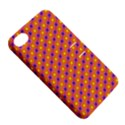Vibrant Retro Diamond Pattern Apple iPhone 4/4S Hardshell Case with Stand View5