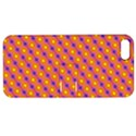 Vibrant Retro Diamond Pattern Apple iPhone 5 Hardshell Case with Stand View1