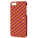 Vibrant Retro Diamond Pattern Apple iPhone 5 Hardshell Case with Stand View3