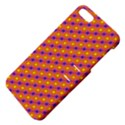 Vibrant Retro Diamond Pattern Apple iPhone 5 Hardshell Case with Stand View4