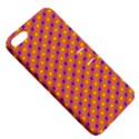 Vibrant Retro Diamond Pattern Apple iPhone 5 Hardshell Case with Stand View5