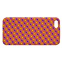Vibrant Retro Diamond Pattern Apple iPhone 5 Premium Hardshell Case View1