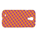 Vibrant Retro Diamond Pattern Samsung Galaxy S4 I9500/I9505 Hardshell Case View1